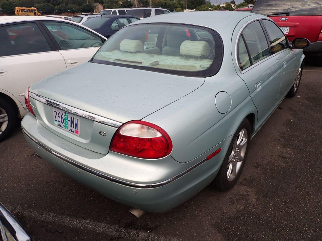 2005 Jaguar S-Type - Speeds Auto Auctions