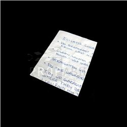Kin - Eli's Chore List (0199)