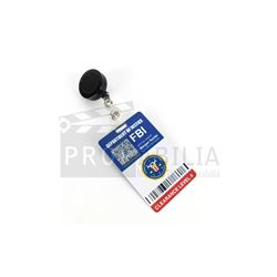 Kin - Special Agent Morgan Hunter's ID (0187)