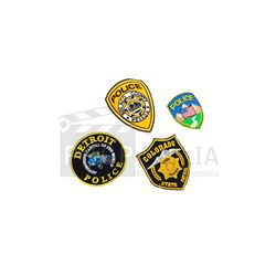 Kin - Set of Four Patches (0179)