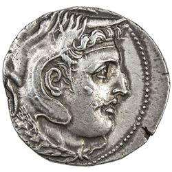 PTOLEMAIC KINGDOM: Ptolemy I Soter, as satrap, 323-305 BC, AR tetradrachm (15.66g). VF-EF
