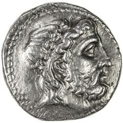 SELEUKID KINGDOM: Seleukos I Nikator, 312-280 BC, AR tetradrachm (17.22g), Seleukeia on the Tigris.
