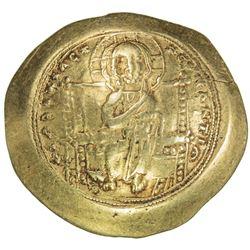 BYZANTINE EMPIRE: Constantine X Ducas, 1059-1067, AV histamenon (4.44g). VF