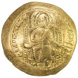 BYZANTINE EMPIRE: Constantine X Ducas, 1059-1067, AV histemenon (4.33g). VF