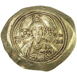 BYZANTINE EMPIRE: Michael VII Doukas, 1071-1078, AV histemenon (4.44g). VF-EF