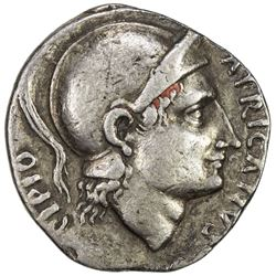 PADUAN & LATER IMITATIONS: ROMAN REPUBLIC: AR denarius (3.91g). VF