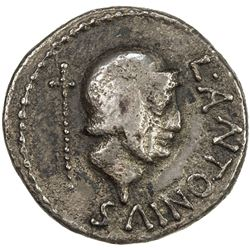 PADUAN & LATER IMITATIONS: ROMAN IMPERATORIAL: AR quinarius (2.31g). F-VF