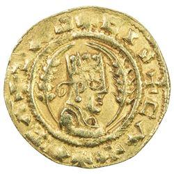 AXUM: Ebana, ca. mid 5th century, AV unit (1.63g). VF-EF