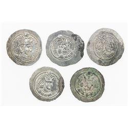 SASANIAN KINGDOM: Yazdigerd II, 438-457
