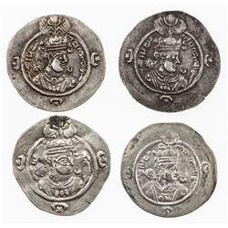 SASANIAN KINGDOM: Ardashir III, 628-630