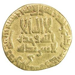 ABBASID: al-Rashid, 786-809, AV dinar (3.72g), NM (Egypt), AH170. F