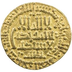 AGHLABID: Ziyadat Allah III, 903-908, AV dinar (4.22g), NM, AH292. VF