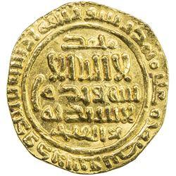 MIDRARID: al-Shakir, 933-958, AV dinar (4.15g), NM, AH336. EF