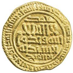 MIDRARID: al-Shakir, 933-958, AV dinar (4.06g), NM, AH338. EF