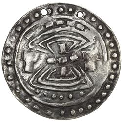 MINEMAW: AR amulet (9.32g), ca. 10th century of later. VF-EF