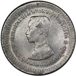 THAILAND: Rama V, 1868-1910, AR 1/8 baht (fuang), RS121 (1902). PCGS MS65