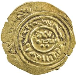 CRUSADER KINGDOMS: AV bezant (3.81g), ND (ca. 1230-1260). VF-EF