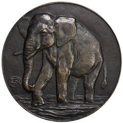FRANCE: AE medal (406.1g), 1931
