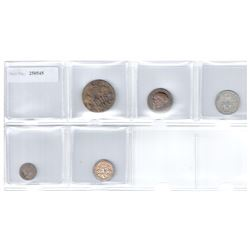 GERMANY AND COLONIES: LOT of 5 diverse items, retail value $425