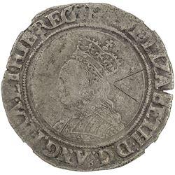 ENGLAND: Elizabeth I, 1558-1603, AR shilling. NGC VF