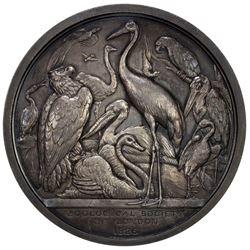 GREAT BRITAIN: AR medal (176.9g), 1859. UNC
