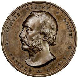 CANADA: AE medal, 1873. UNC