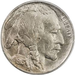 UNITED STATES: 5 cents, 1913-D
