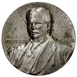 UNITED STATES: AR medal, 1922, (153.51g). EF