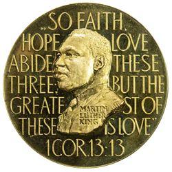 UNITED STATES: AV medal, ND. PF