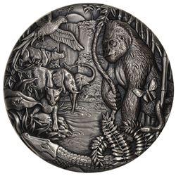 UNITED STATES:AR medal (344.9g), 1994. UNC