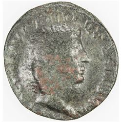 ROMAN EMPIRE: Augustus, 27 BC - 14 AD, AE as (5.78g), Rome. VF