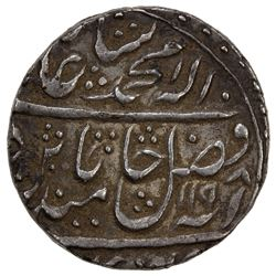 ALINAGAR: Shah Alam II, 1759-1806, AR rupee, Alinagar, AH1198 year 26. EF