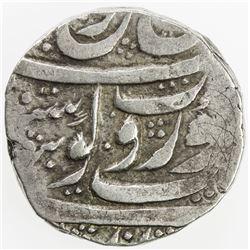 SIKH EMPIRE: AR rupee (10.99g), Kashmir, VS188(8). VF