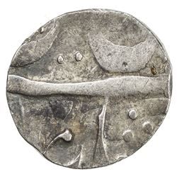 BENGAL PRESIDENCY: AR 1/8 rupee (1.43g), year 15. VF