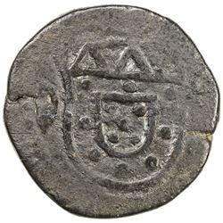DIU: Jose I, 1750-1777, AE 5 bazarucos, 1768. VF