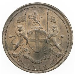 PENANG: AE cent, 1810. EF, East India Company issue