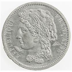 FRANCE: Second Republic, 10 centimes, 1848. UNC