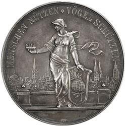 GERMANY: AR medal (65.12g). EF
