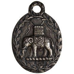 GREAT BRITAIN: AR livery medal (33.39g), 1804. EF-AU