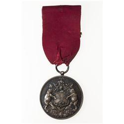 GREAT BRITAIN: AR medal (67.38g), 1851. EF