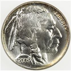 """UNITED STATES: AE dollar, 2003, Gallery mint """"Hobo Token"""" series in silver, BU"""