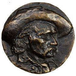 UNITED STATES:AE medal (197.4g), [19]73. UNC