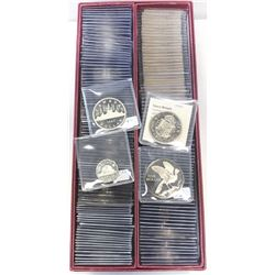 WORLDWIDE GROUP LOTS: LOT of 177 proof, proof-like and specimen coins of the world