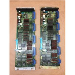 (2) FANUC A20B-1003-0240 I/O Boards
