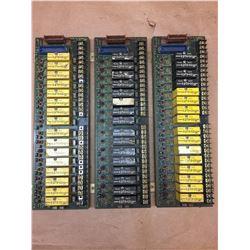 (3) Fanuc A20B-1000-066 I/O Board