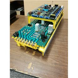 FANUC A06B-6059-H215#H582 AC SPINDLE SERVO UNIT