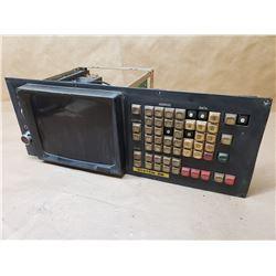 FANUC A61L-0001-0072 LCD w/A02B-0051-C012 MDI/CRT UNIT