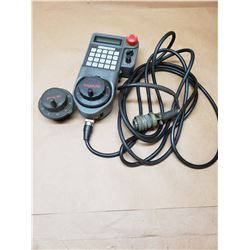 FANUC A02B-0259-C221#A HANDY MAC OPERATOR PANLE & A860-0202-T001 PULSE GENERATOR