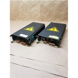 (2) FANUC A16B-1210-0510-0 & A16B-1211-0890-01 POWER UNITS