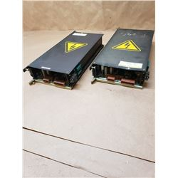 (2) FANUC A16B-1211-0850-01 POWER UNITS